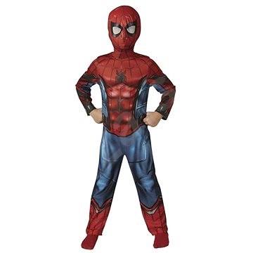 3964f5fa1931 Rubies Detský kostým Spiderman Classic Veľkosť deti  M – Výška 110-116 cm