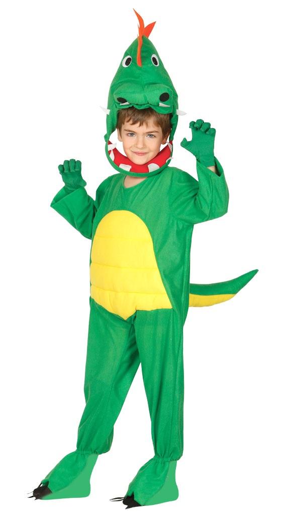 15c67f6b8 Guirca Kostým dinosaura - detský Veľkosť - deti: M - Výška 110-116 ...