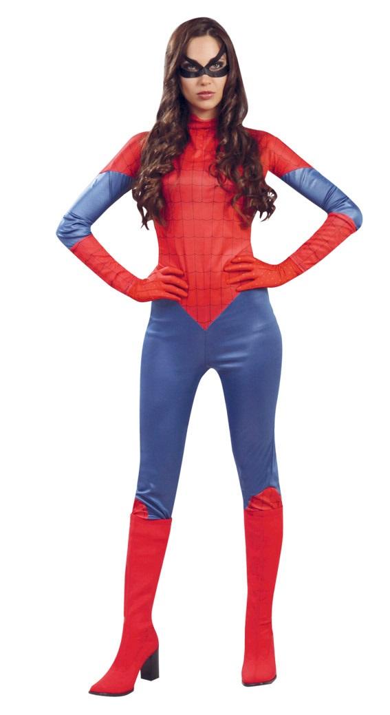 c37cee2a3fc7 Guirca Kostým ženy Spidermana Veľkosť - dospelý  L - Gifts