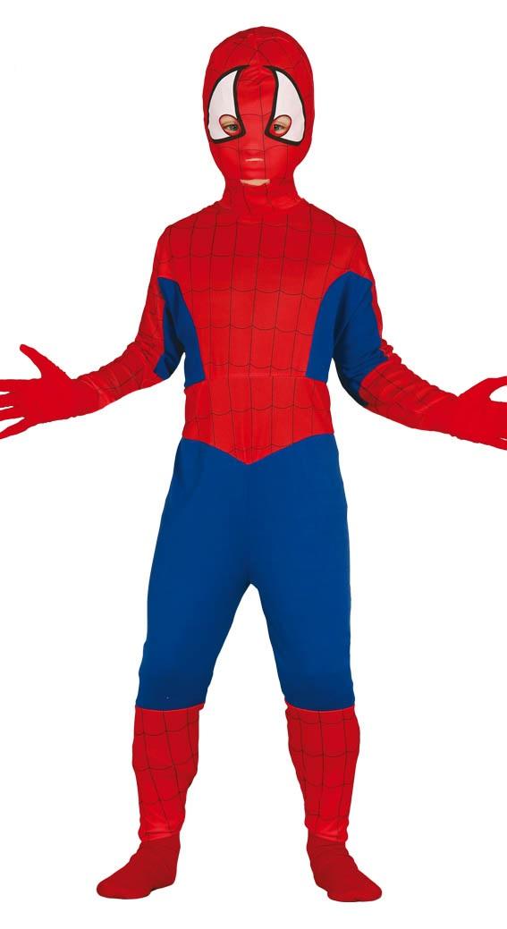 d664710f2cd0 Guirca Kostým Spiderman - detský Veľkosť - deti  XL - Výška 140-148 ...