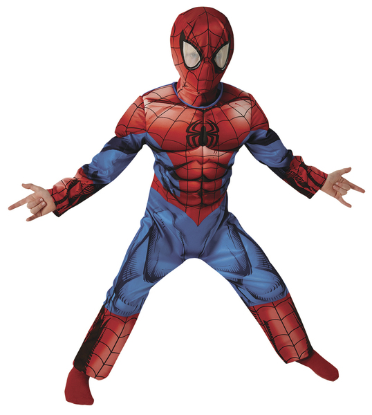 40177fd9559f Rubies Spiderman Deluxe - detský Veľkosť - deti  L - Výška 125-135 ...