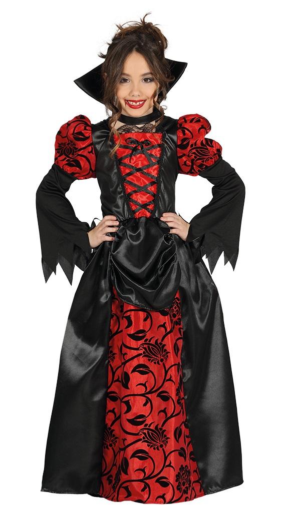 Guirca Detský kostým Vampírka Veľkosť - deti  S - Výška 95-105 cm ... cfa7c721de2