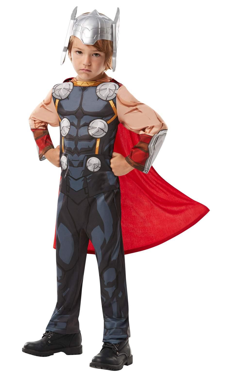 2962d6ea1 Rubies Detský kostým Thor Veľkosť - deti: S - Výška 95-105 cm - Gifts