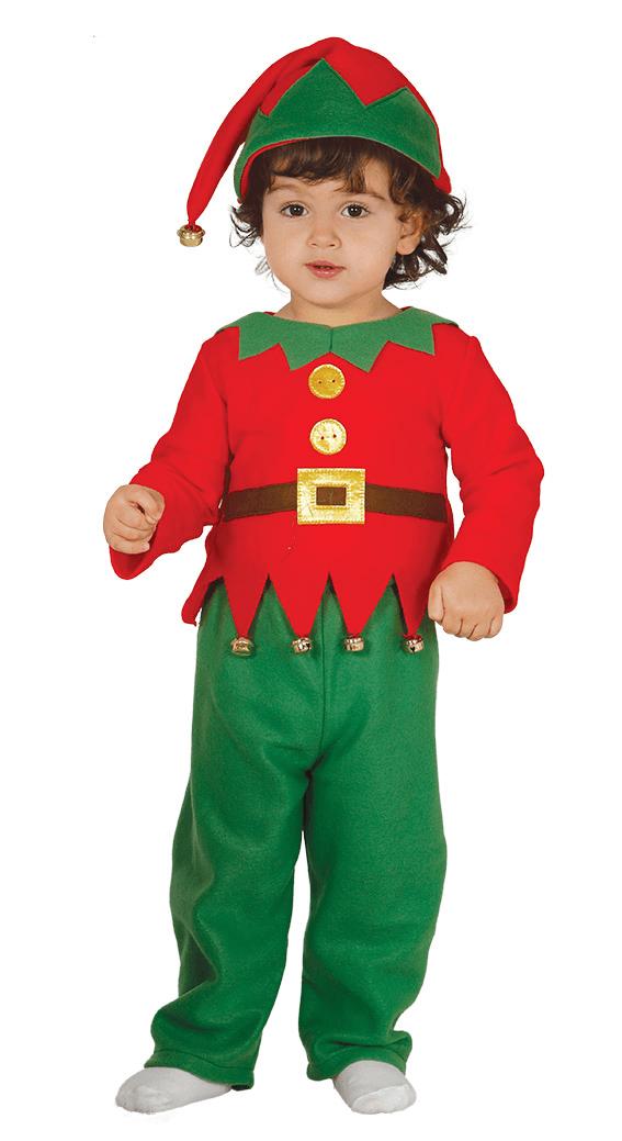 4b4a8d16e Guirca Detský kostým Malý Elf Veľkosť.: 12 - 24 mesiacov - Gifts