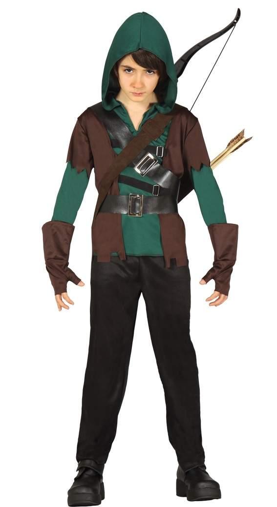 cb68dbb0b Guirca Detský kostým - Arrow Veľkosť - deti: XL - Gifts