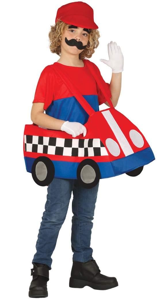 68b3d539586e Guirca Detský kostým - Auto Veľkosť - deti  M - Gifts